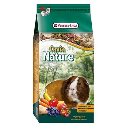 Hrana porcusori guineea, Versele-Laga Cavia Nature, 750 g imagine