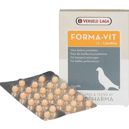 Forma-Vit, 100 tablete imagine