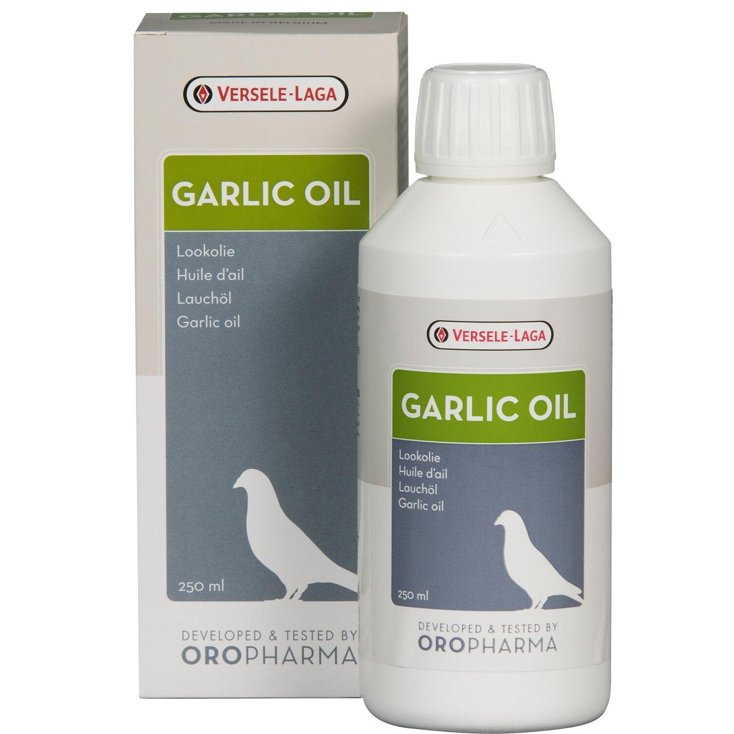 Garlic Oil, 250 ml imagine