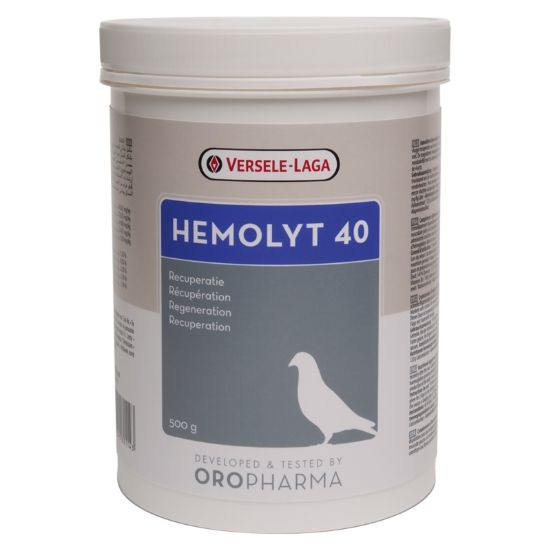 Hemolyt, 40 capsule/ 500 g imagine