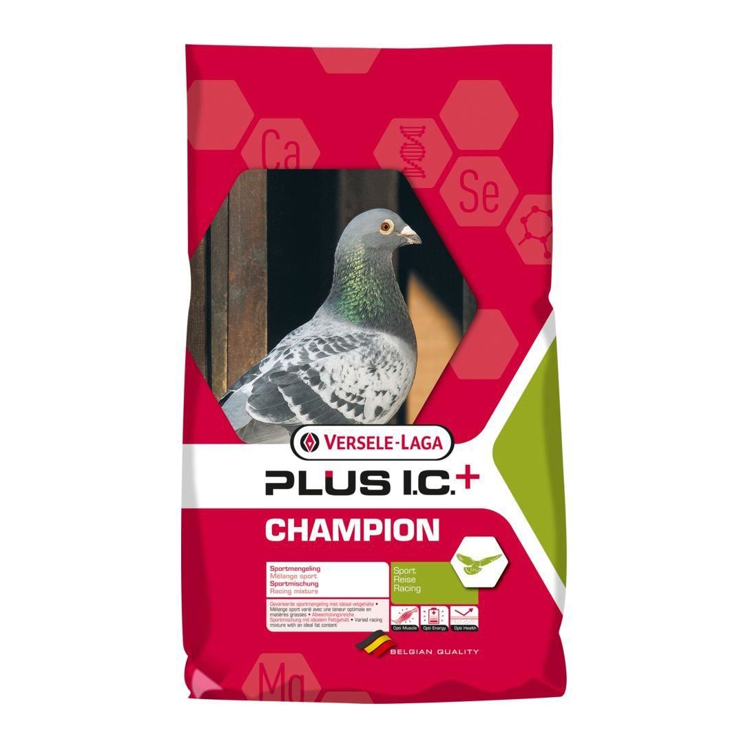 Hrana porumbei, Versele-Laga Champion Plus IC+, 20 kg imagine