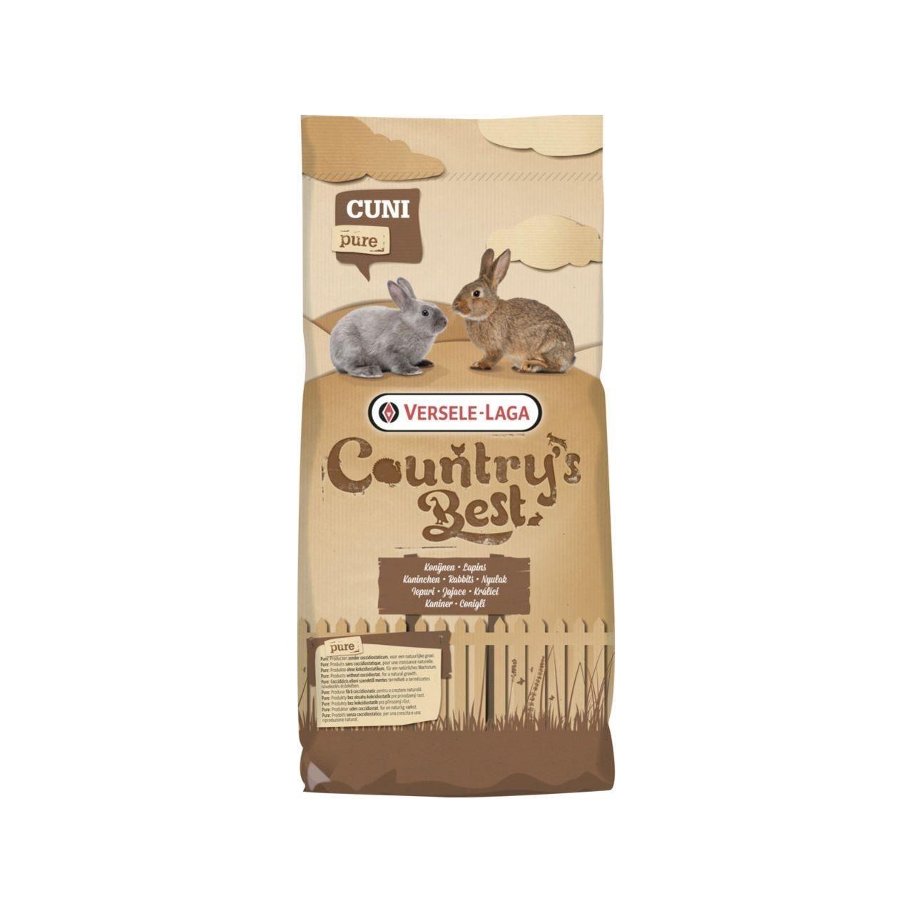 Pelet iepuri fara coccidiostatic, Versele-Laga, 5 kg imagine