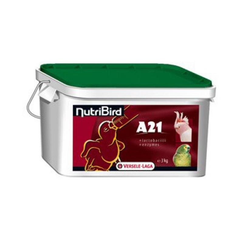 NutriBird A21, 3 kg imagine