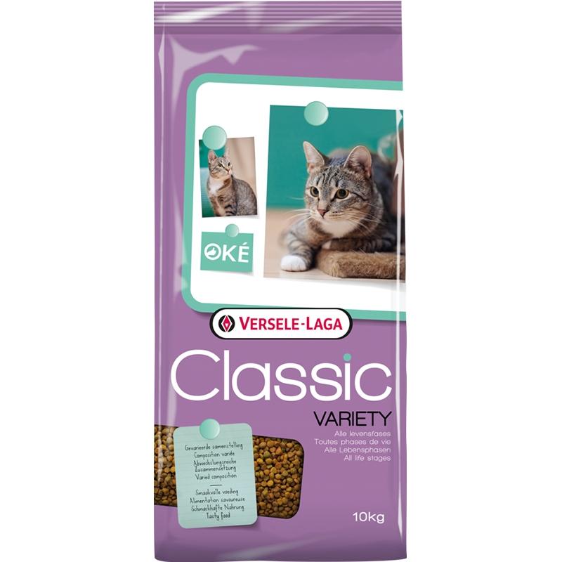 Versele-Laga Oke Classic Cat Variety, 10 kg imagine