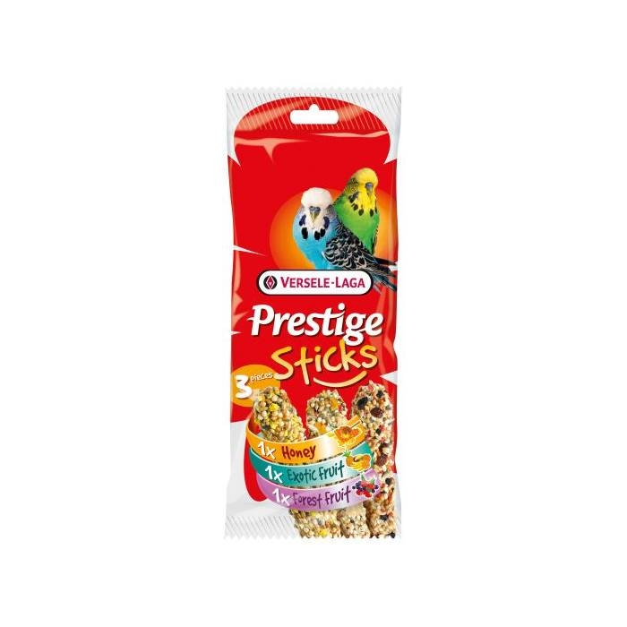 Sticks perusi, Versele-Laga Sticks Budgies Variety, 3 x 30 g imagine