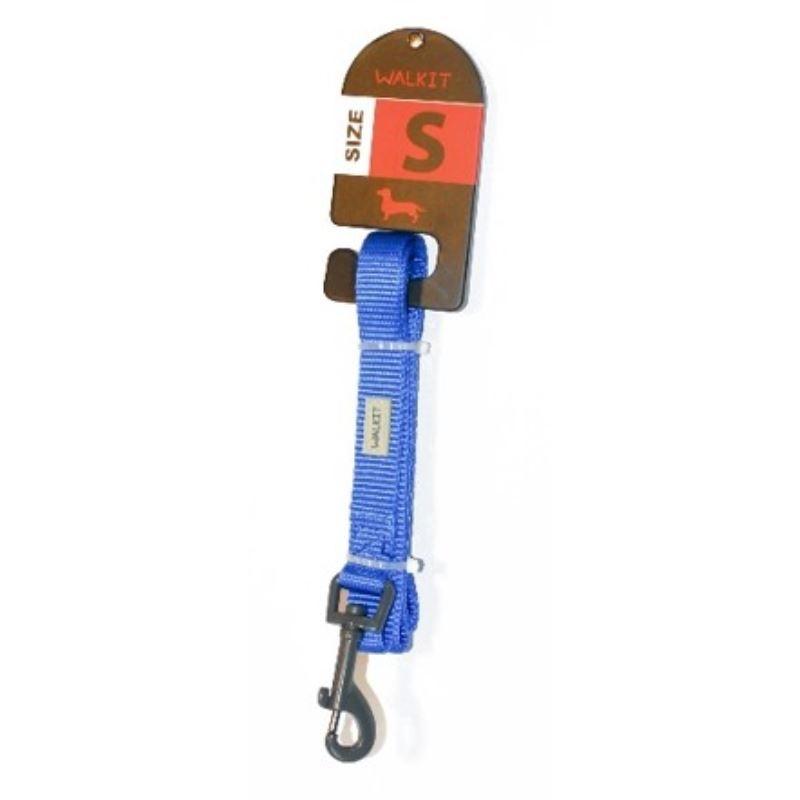 Walkit Lesa caine albastra (S) 1.6 x 120 cm imagine