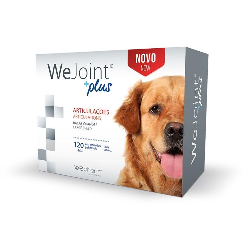WeJoint Plus Large Breeds, 120 tablete imagine