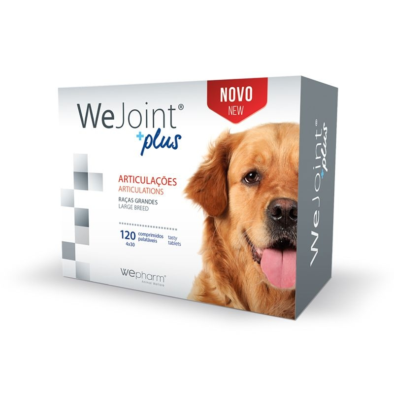 WeJoint Plus Large Breeds, 30 tablete imagine