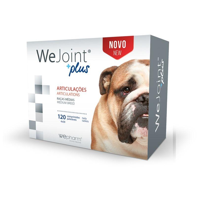 WeJoint Plus Medium Breeds, 30 tablete imagine