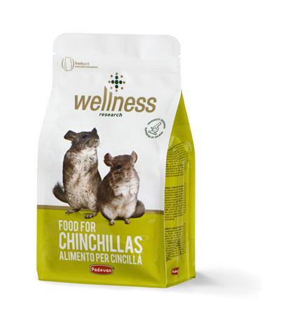 Wellness Hrana Chinchilla 1 kg imagine