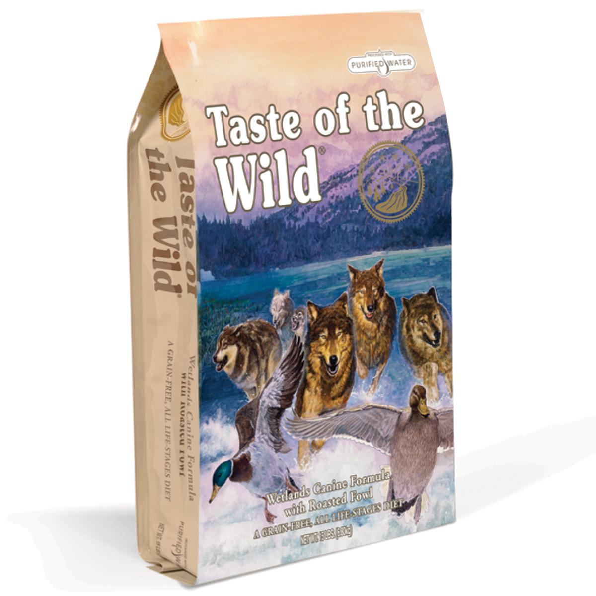 Taste of the Wild Wetlands, 2 kg imagine