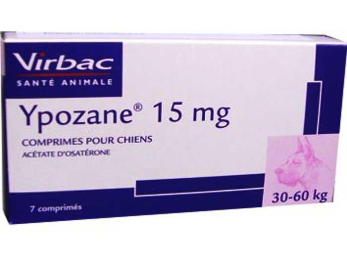 Ypozane 15 mg, 7 tablete imagine