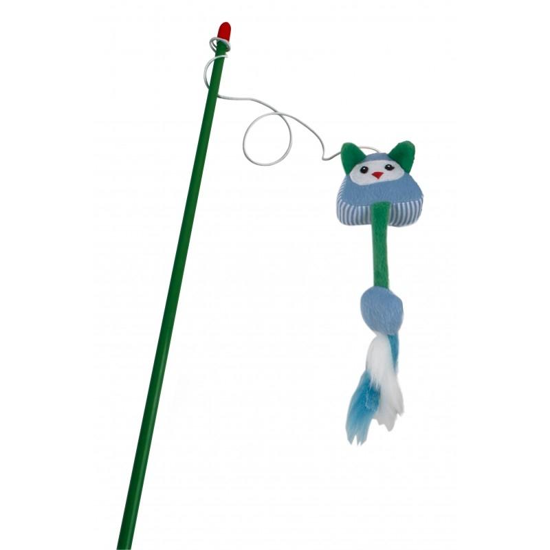 Jucarie Undita Pentru Pisica, Mon Petit Ami, Albastra imagine