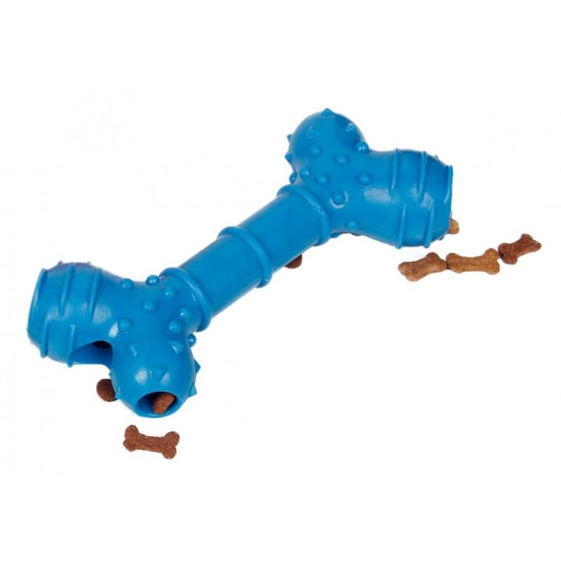 Jucarie dispenser, Mon Petit Ami, 17x7.5 cm, Albastru imagine