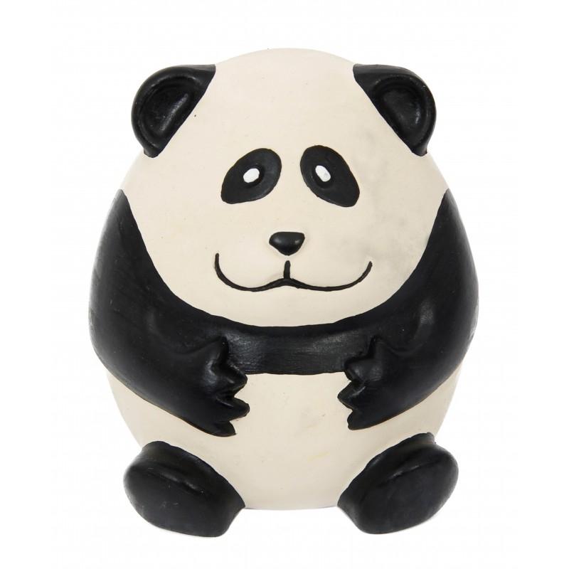 Jucarie panda din latex, Mon Petit Ami, 8 cm imagine