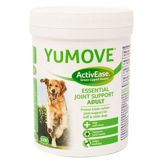 YuMOVE Dog, 300 tablete imagine