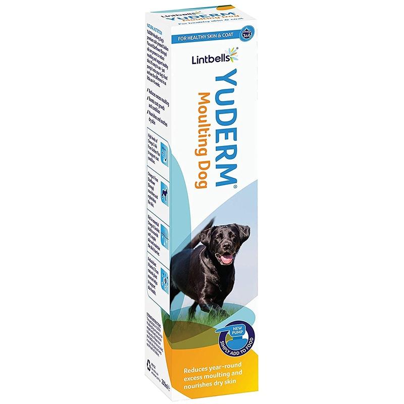 YUDERM MOULTING DOG, 250 ml imagine
