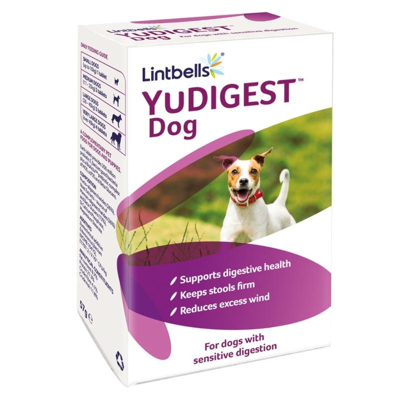 YuDIGEST Dog, 60 tablete imagine