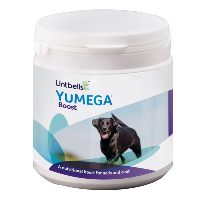 YuMEGA Dog Boost, 90 g imagine