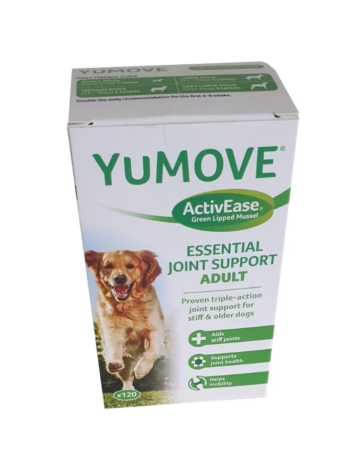 YuMOVE Dog, 120 tablete imagine