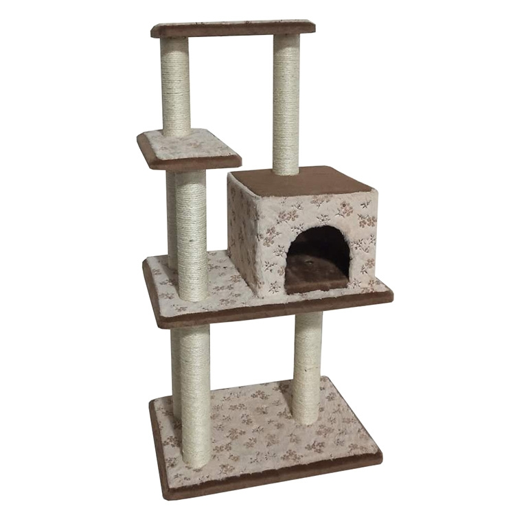 Ansamblu pisici, Miau Miau Madrid, 60x40x112cm imagine