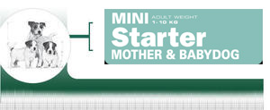 Mini Starter Royal Canin - Mother & Babydog