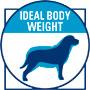 Royal Canin Neutered Adult Large Dog - Combinatie intre o reteta cu un continut caloric scazut, cu o capacitate mare de inducere a satietatii, o crocheta unica si recomandari adaptate privind hranirea pentru a se mentine greutatea optima a cainilor adulti sterilizati.