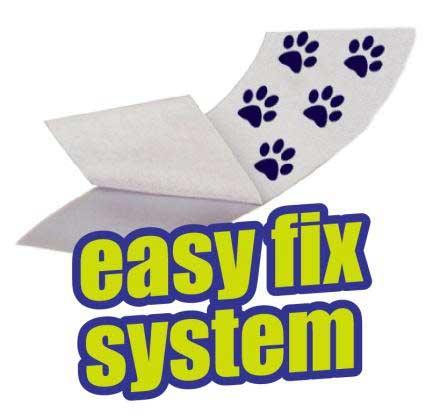 Covorase Pet Expert 15 bucati - Prevazute cu sistem Easy Fix
