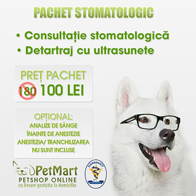 Pachet Stomatologic Caine